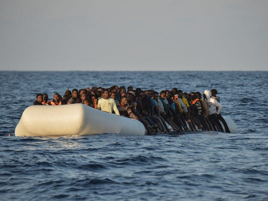 FILES-ITALY-REFUGEES-RESCUE-MIGRANTS