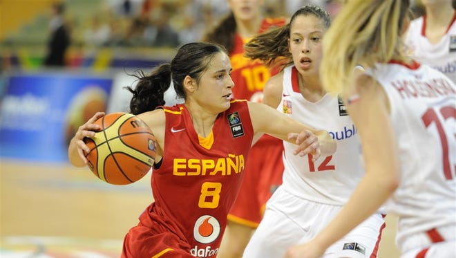 The point guard from Spain is considering four schools - Purdue, Duke, Kentucky and Louisville