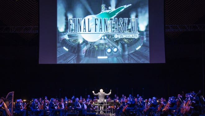 """Distant Worlds"" will once again showcase the score to the ""Final Fantasy"" video game franchise at the NJPAC in Newark."