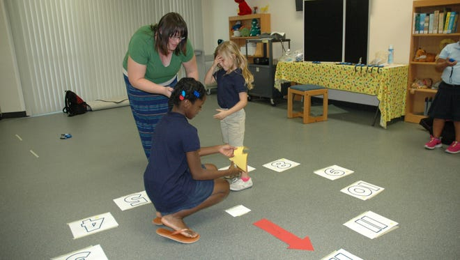 The Crazy 8 Math Club rolls into the Zora Neale Hurston Branch Library every Tuesday at 4 p.m., starting Nov. 8.