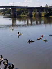Float the Ouachita is happening Sunday at 9:30 a.m.