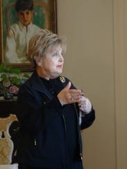 Martha Jane Anderson reviewing for Potpourri Book Club