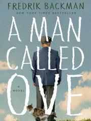 """A Man Called Ove"" by Fredrik Backman."