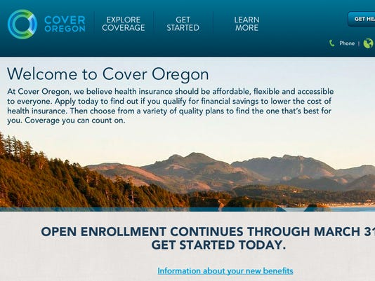 Cover Oregon