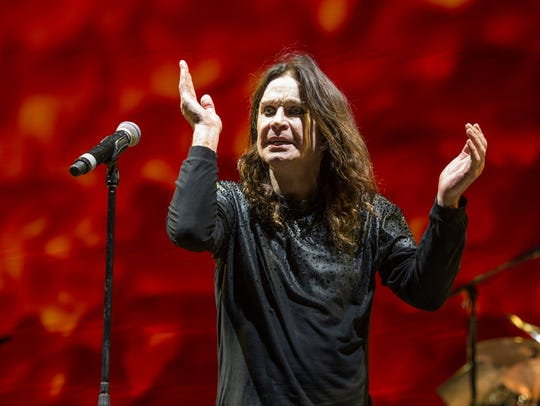 Ozzy Osbourne, pictured in 2016.