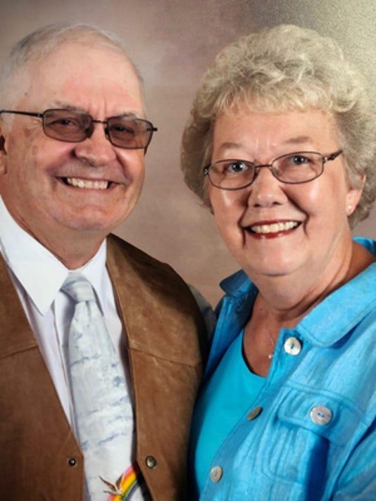 Anniversaries: Kenneth Reed & Gloria Reed