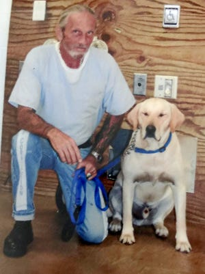 John Bilby, 66, died this week after spending more than 27 years in prison. Bilby, who assisted with the dog training program at his prison, tried numerous times to get treatment for his hepatitis C.