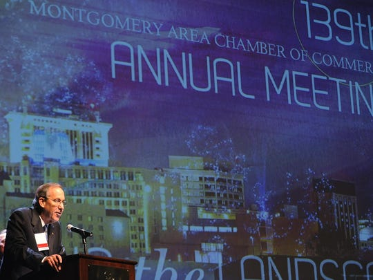 The Montgomery Area Chamber of Commerce is one of the most active business-focused groups in the Southeast.