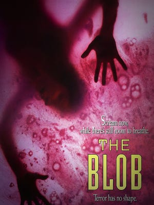 """Watch """"The Blob"""" and other horror films in 12 Hours of Terror at the Belcourt Theater."""