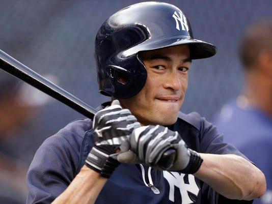 Yankees Suzuki Baseball