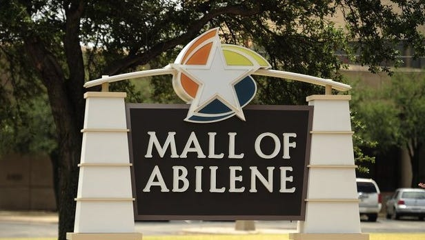 Mall of Abilene entrance