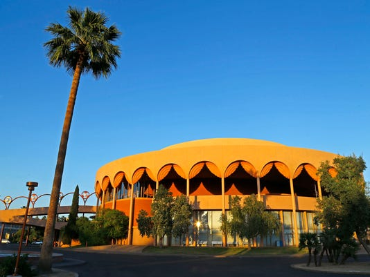 ASU Gammage Auditorium in Tempe