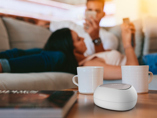 If you want Wi-Fi in the backyard, you may want to