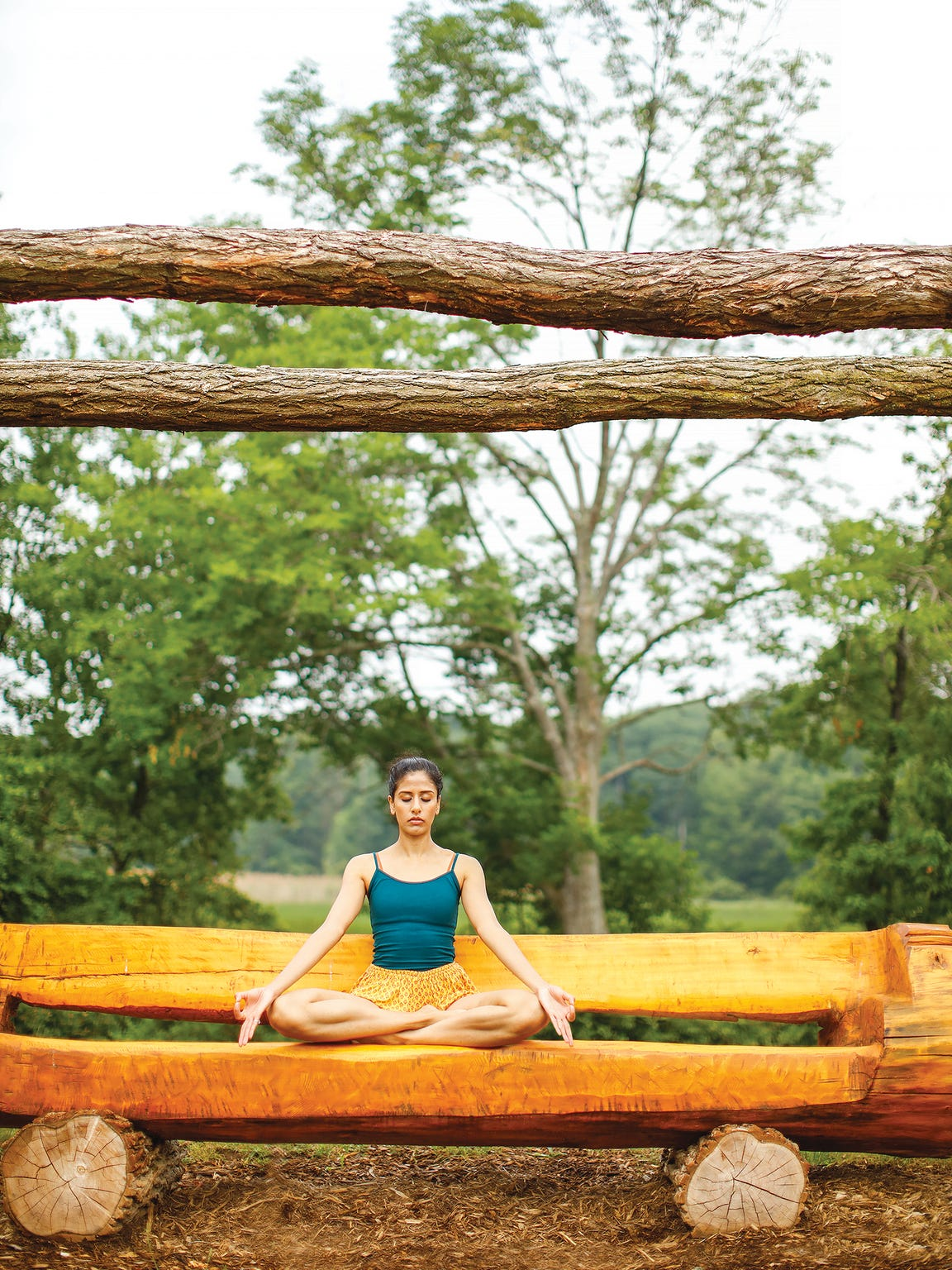 Amita Bhagat says true yoga goes far beyond the physical