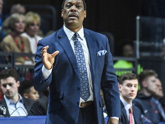 Former Ole Miss interim head coach Tony Madlock was the first hire Penny Hardaway made upon taking over the Memphis men's basketball program.