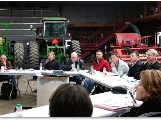 WSF 0630 On farm training