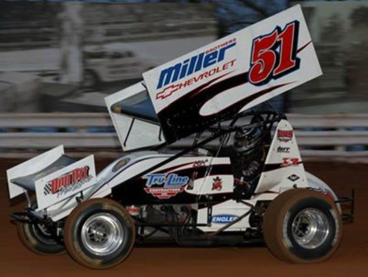 Dirt Track Racing Stevie Smith Captures Dirt Classic