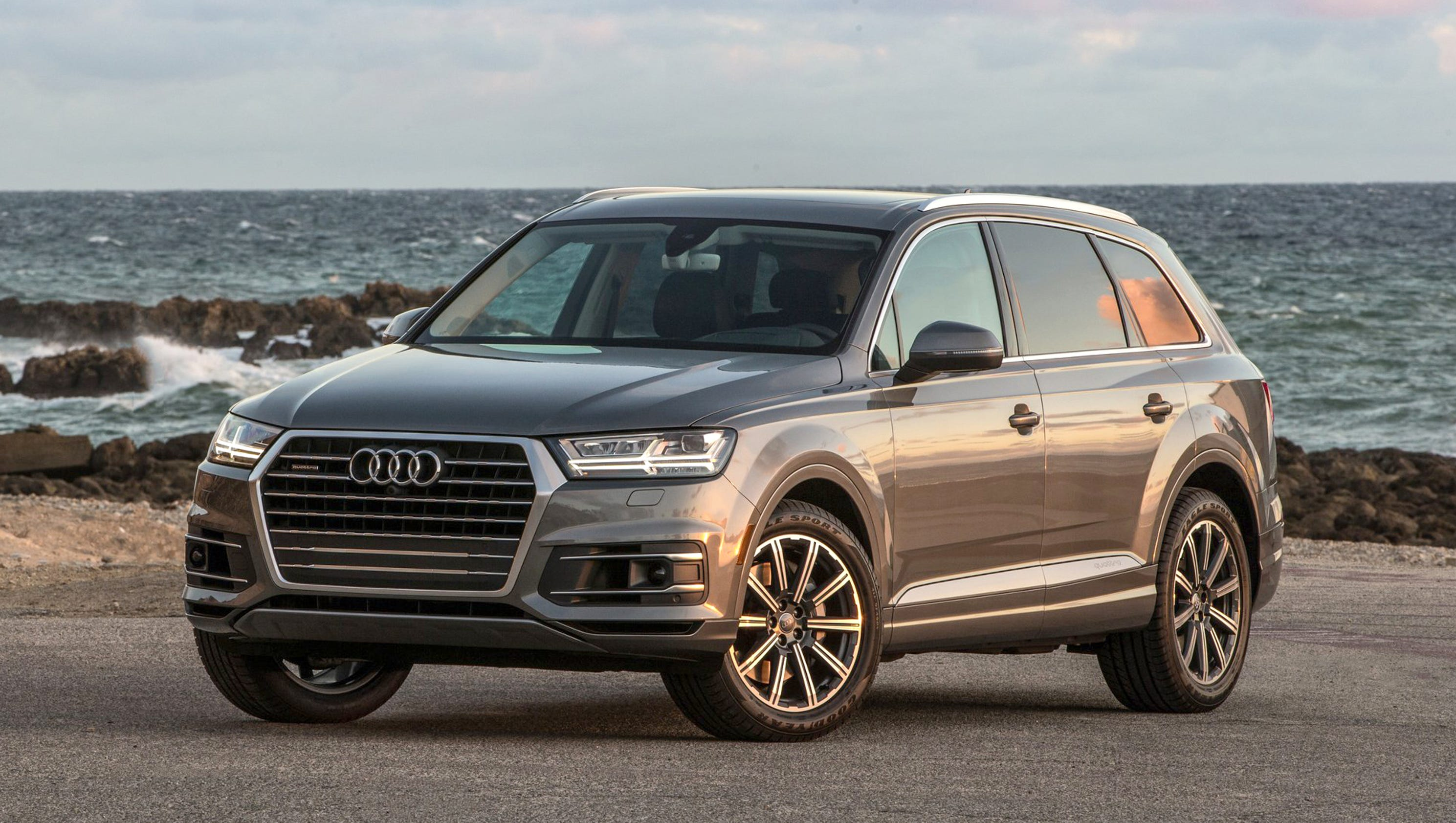 audi three news more quarters front review show
