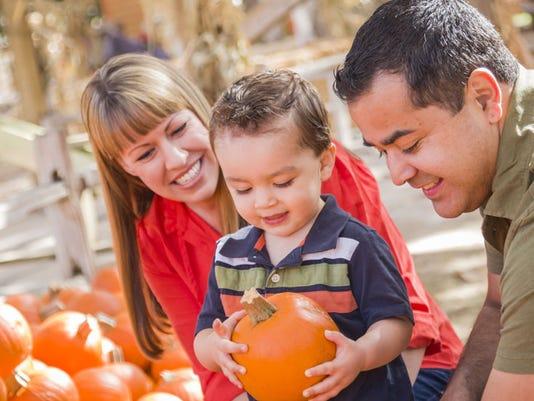 family-pumpkin