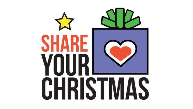 Share Your Christmas logo