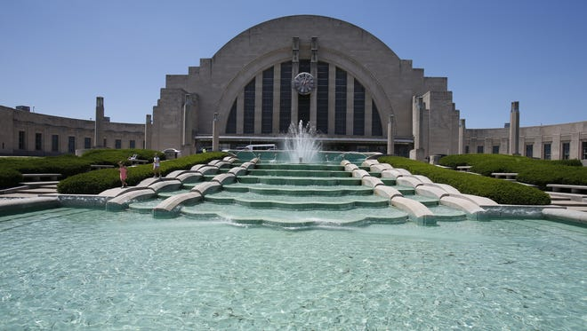 Union Terminal, home to the Cincinnati Museum Center, will be renovated thanks to a quarter-cent sales-tax increase approved in November. The Museum Center's CEO retired unexpectedly as plans for the renovation ramp up.