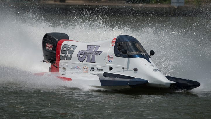Thunder on the Cumberland: 5 things to know about this weekend's race