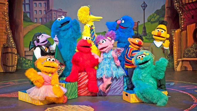 "The all-new Sesame Street Live ""Make a New Friend"" visits Greenville Friday – Sunday."