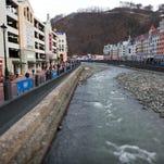 Gretchen Bleiler: Sochi Games ruined environment