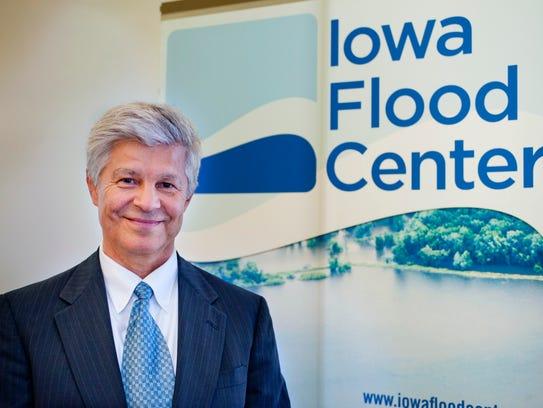 Witold Krajewski is the director of the Iowa Flood