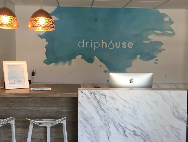 Drip House Sweat Lodge opens in Pittsford