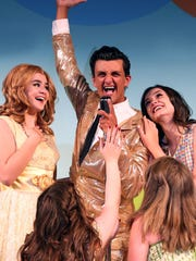 "The Mill Town Players production of ""Bye Bye Birdie"""