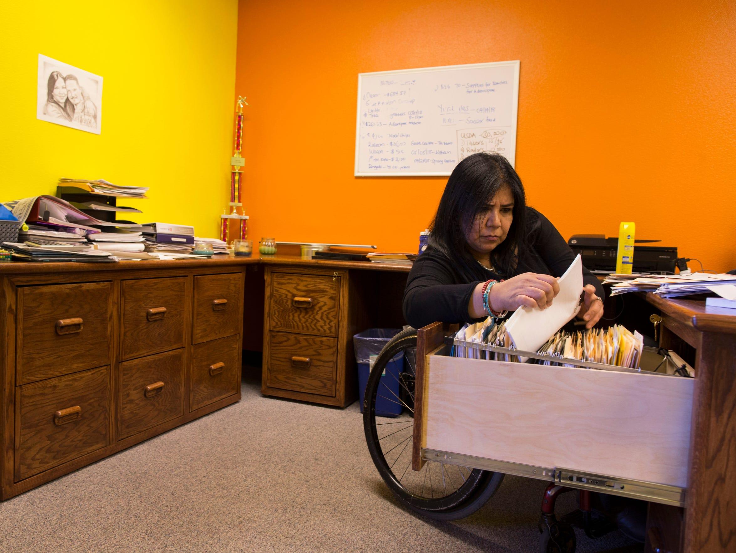 Anthony city Mayor Diana Murillo-Trujillo reorganizes