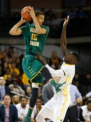 Trey Porter began his career at George Mason before