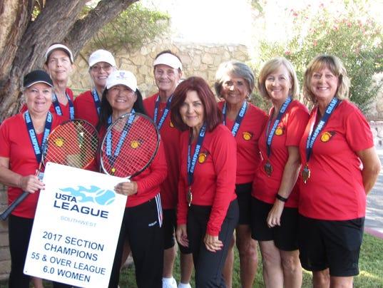 636431451279034723-Las-Cruces-Ladies-55-and-Over-Team.JPG