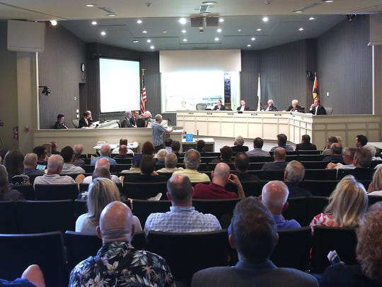 Palm Springs City Council meets on Wednesday night.