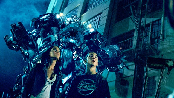 Megan Fox and Shia LaBeouf co-starred with Ironhide