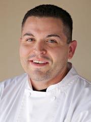 Chef Juan Zamora.