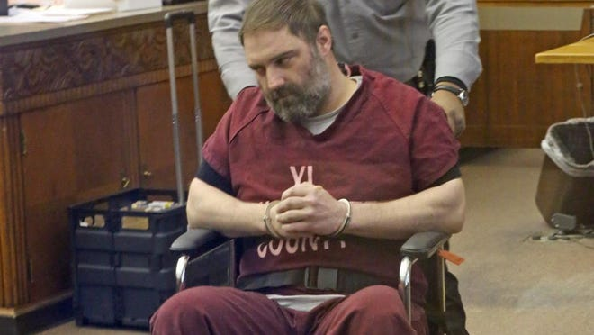 Dan J. Popp last appeared in a Milwaukee County Court on April 6 and was ruled incompetent to participate in court proceedings accusing him of three homicides.