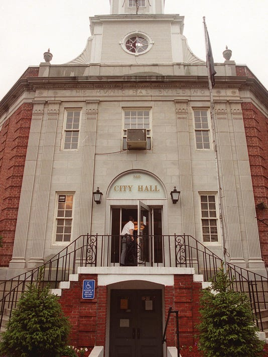 Peekskill City Hall