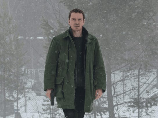 """The Snowman"" stars Michael Fassbender as a detective."