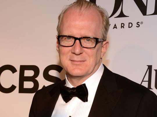 Tracy Letts attends the Tony Awards in New York in