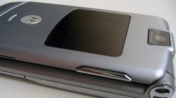 Motorola's Razr V3
