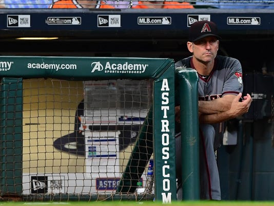 MLB: Arizona Diamondbacks at Houston Astros