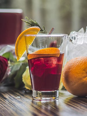 Author Robert O. Simonson offers a new take on the Americano cocktail.