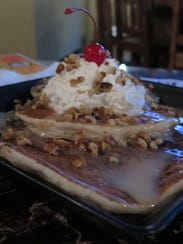 The Tres Leches Pancakes from And Still Craft House