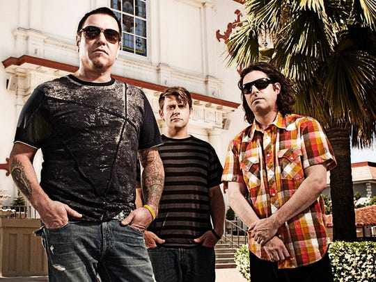 Smash Mouth will perform June 9 in Fishers.