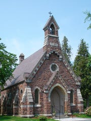 The Louisa Howard Chapel dates back to 1882. The restoration was completed in 2006.