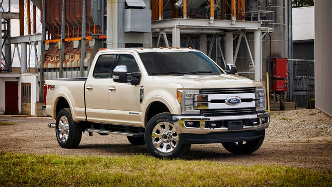 Ford Motor Co. is being sued over allegations that it cheated on diesel emissions testing.