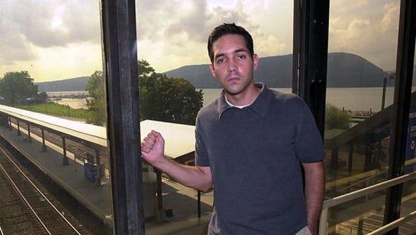 Glenn Guzi after the Sept. 11, 2001 terror attacks.