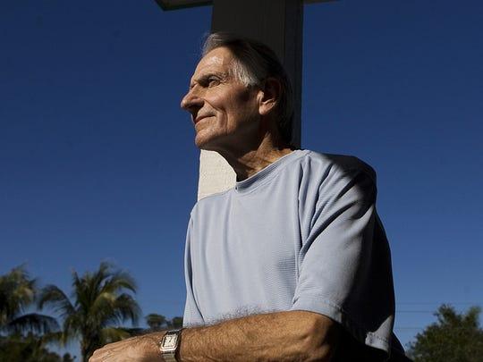 File photo of Sanibel resident John Kanzius from Dec. 19, 2008.